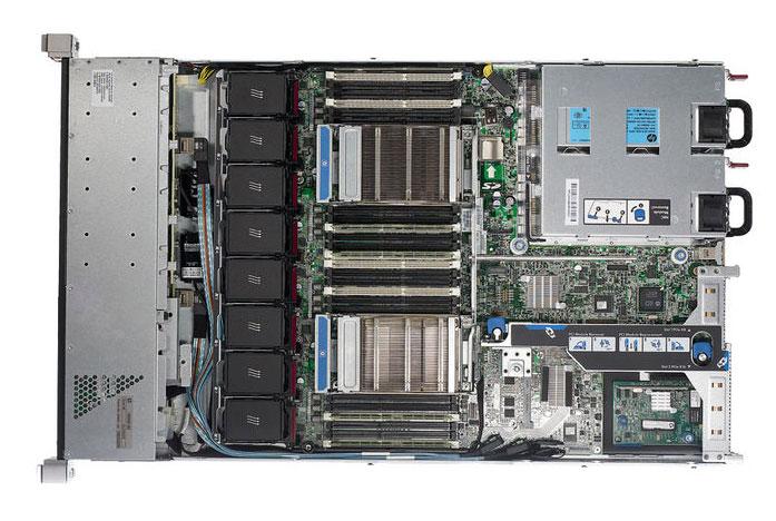 DL360p inner