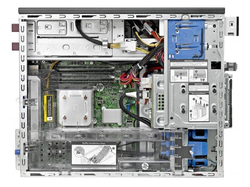ML310e inner