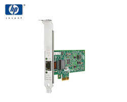 HP NC112T 1x Gb szerver NIC - 1x Co(RJ45), i82574L, PCIex1 1.1, LP
