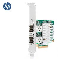 HP 571SFP+ 2x 10Gb Server NIC - 2x SFP+, SFC9020, PCIex8 2.0