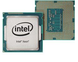 4/4-Core Intel Xeon Processor E3-1225v5 UP - LGA1151, 3.3GHz, 8MB, 8GT/s, 2133MHz, 80W, GPU