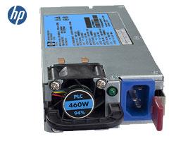 HP High Efficiency 460W Common Slot Power Supply kit