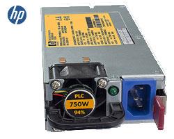 HP High Efficiency 750W Common Slot Power Supply kit