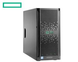 "HP ML150 Gen9 szerver - E5-2609v3, 8GB, 4x non-Hot Plug 3.5"", 1TB SATA, B140i SATA, DVDRW, 550W, 3.1.1y"