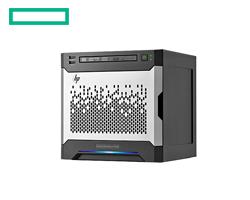 "HP ProLiant MicroServer Gen8 - Celeron G1610T, 2GB, 4x Non-Hot Plug 3.5"", B120i, 200W"