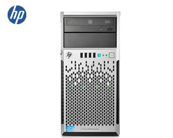 "HP ML310e Gen8 v2 szerver - E3-1220v3 Quad Core 3.10GHz, 4GB, 1TB SATA 3.5"", 350W"
