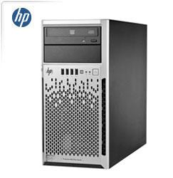 "HP ML310e Gen8 v2 szerver - E3-1220v3 1x4GB DDR3L 1333 UNB 2x1TB 7200 SATA 3.5"" NHP B120i 350W 3yr NBD"