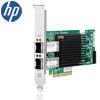 HP NC552SFP 2x 10Gb szerver NIC - 2x SFP+, EBE3, PCIex8 2.0