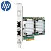 HP 530T 2x 10Gb szerver NIC - 2x Co(RJ45), BCM57810S, PCIex8 2.0