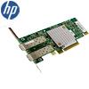HP 570SFP 2x 10Gb szerver NIC - 2x SFP+, SFC9020, PCIex8 2.0