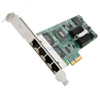 Intel ET2 4x Gb szerver NIC - 4x Co(RJ45), i82576, PCIex4 2.0, iSCSI, iVT, Sec, LP