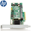 HP Smart Array P410 1G FlashBC - 8x SAS, 2x 8087i, 12x HDD, PCIex8 2.0, R50, R60op.