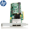 HP Smart Array P411 1GB FlashBC - 8x SAS, 2x 8088e, 100x HDD, PCIex8, R50, R60op.