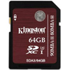32GB SD Card Class 10 UHS-I U3 SDHC - FAT32, min 80MB/s Kingston