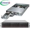 """TwinPro 2027PR-DTR szerver - 2U 2xDPNode [2xE5-2600v2 16xDDR3 8x2.5""""HS SATA 2xGbE] 2x1280W"""